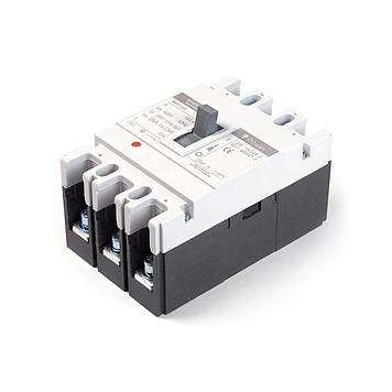 Автоматический выключатель установочный iPower ВА57-225 3P 125А, 380/660 В, Кол-во полюсов: 3, Предел отключен