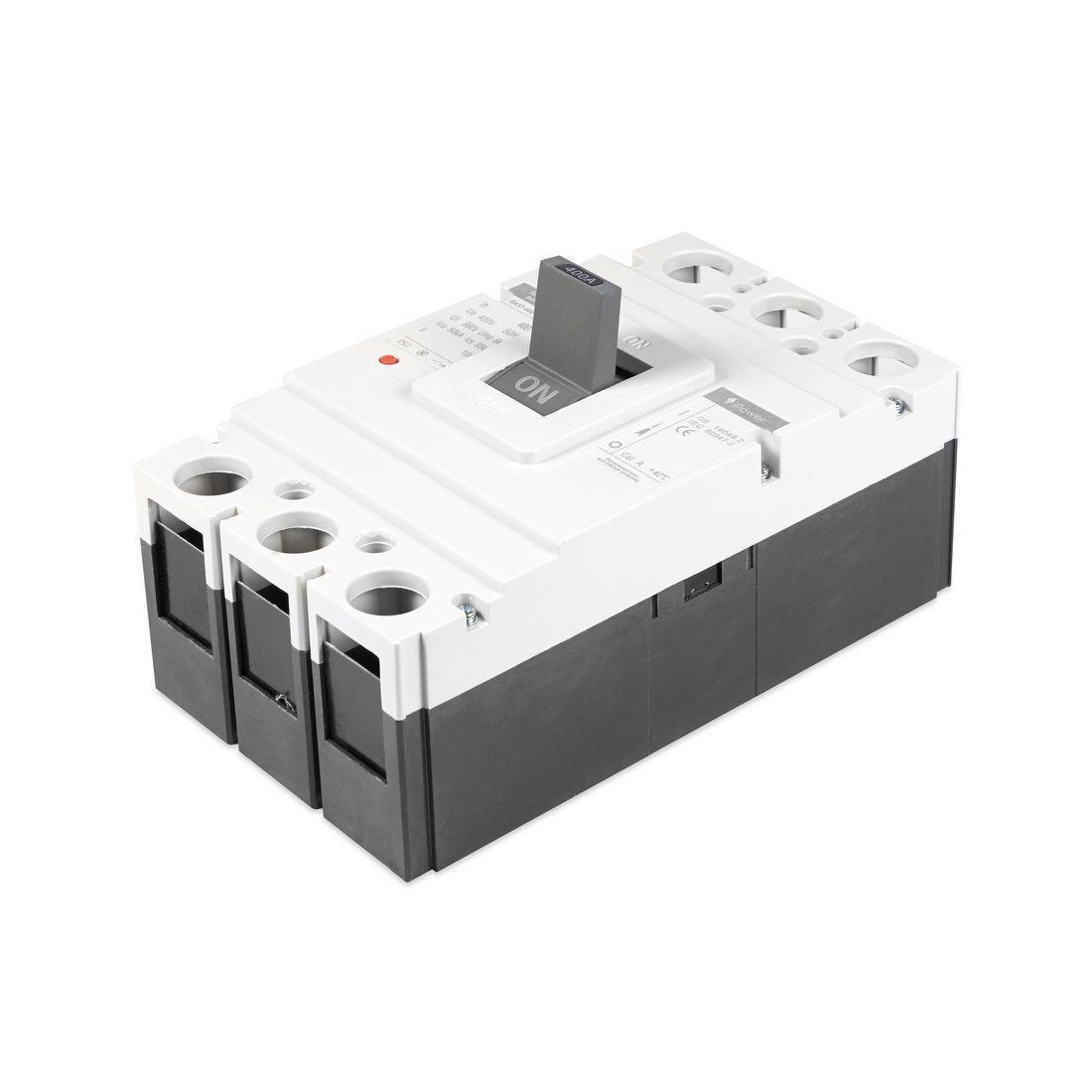 Автоматический выключатель установочный Chint NM1 200A 250S/3300 3P 200А, 400 В, Кол-во полюсов: 3, Предел отк