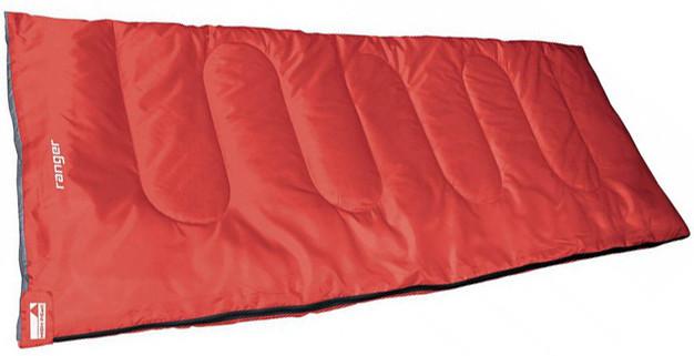 Спальный мешок кемпинговый High Peak Ranger, Форм-фактор: Прямоугольный, Мест: 1, t°(комфорта): +14°С-+11°С, t
