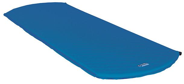 Туристический коврик, каремат самонадувающийся High Peak Yukon 200, Прямоугольный, Мест: 1, Цвет: Синий, Упако