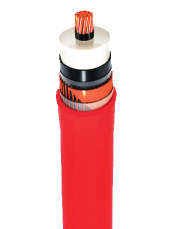 Кабель N2XSY, YXC7V, 2XSY, ВПвВ (ПвПу) 8.7/15 kV