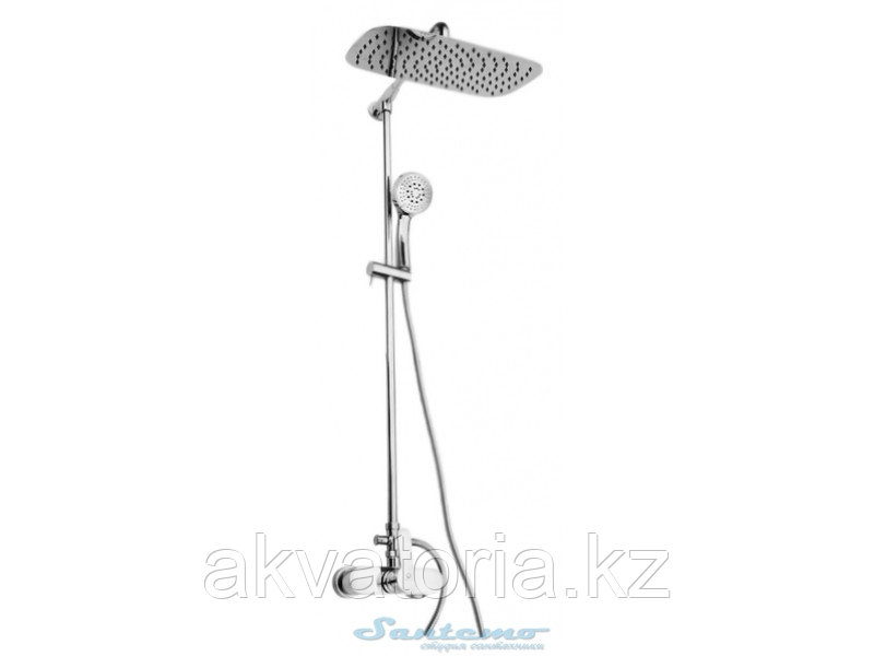 ZA081.5/4 ZAMBEZI душевой комплект для ванны