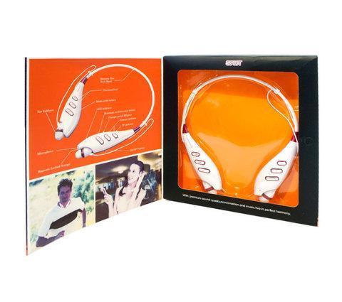 Беспроводные наушники Bluetooth-гарнитура с MP3-плеером S740T, фото 2