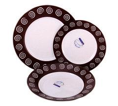 Сервиз столовый Luminarc Sirocco Brown G4135 [19, 46 предметов] (46 предметов), фото 3