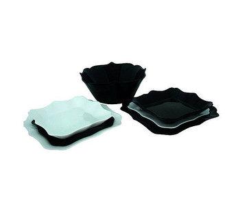 Сервиз столовый Luminarc Authentic Noir Et Blanc E6195