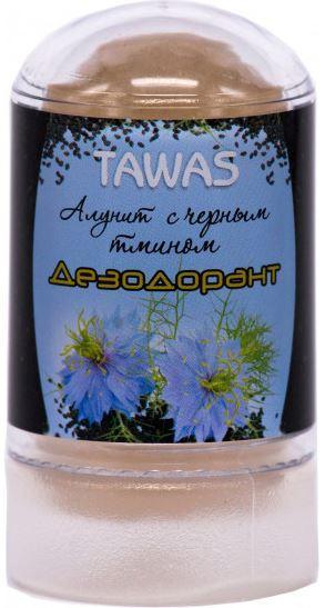 Дезодорант-алунит антибактериальный с черным тмином, 120 г