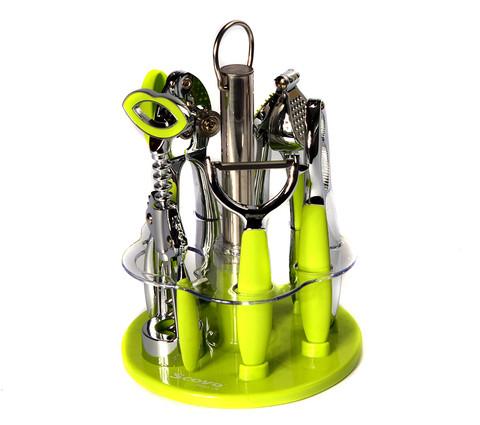 Набор кухонных аксессуаров Scovo WH06B-G
