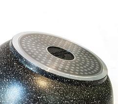 Кастрюля-казан с мраморным покрытием Nice Cooker (28 см (6.2 л) / Тёмный мрамор), фото 3