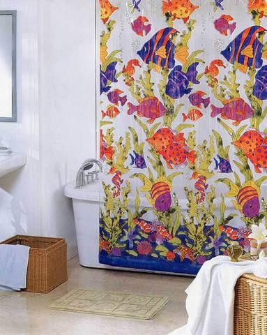 Занавески для ванной KNOWLL SC 002