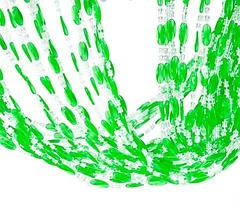 Занавески для дверного проема 88180 (Зеленый), фото 2