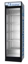 Холодильный шкаф со стеклянной дверью Linnafrost R5