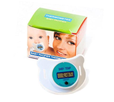 Термометр-соска Baby Pacifier