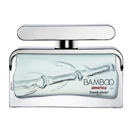 Туалетная вода Bamboo America Franck Olivier 75ml (Оригинал - Франция)