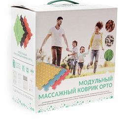 Коврик массажный модульный «ОРТОДОН» набор №2 «Малыш», 8 модулей