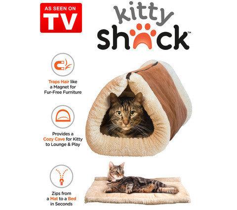 Домик-лежанка для кошек Kitty Shack, фото 2