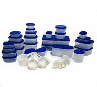 Набор контейнеров для пищевых продуктов Galaxy SPAIN {100 предметов}