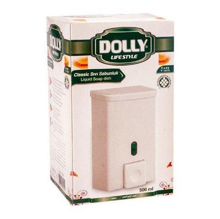 Диспенсер для жидкого мыла DOLLY Life style, фото 2
