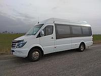 Аренда микроавтобуса Mersedes Sprinter
