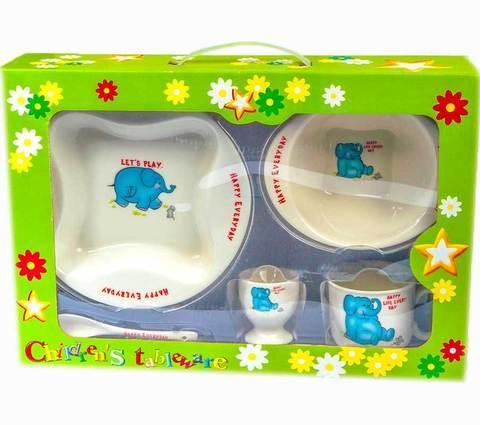 Набор детской посуды Happy XH251-22