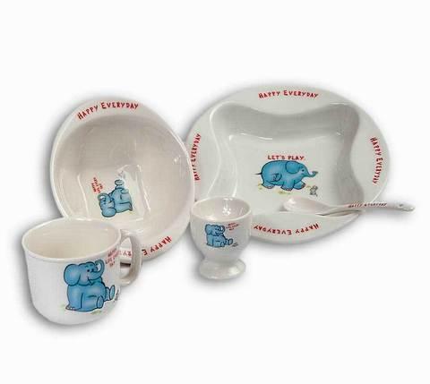 Набор детской посуды Happy XH251-22, фото 2