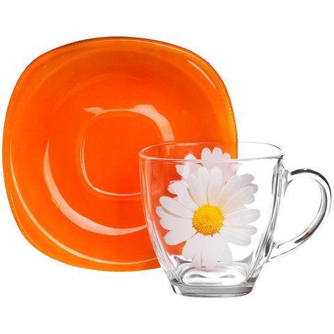 Чайный сервиз LUMINARC CARINA PAQUERETTE melon G5919