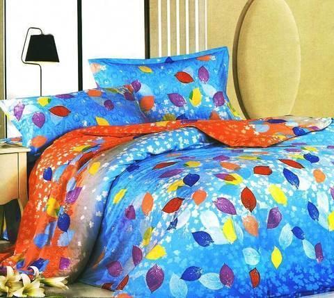 Комплект постельного белья полуторка First Choice Ranforce FCR-008, фото 2
