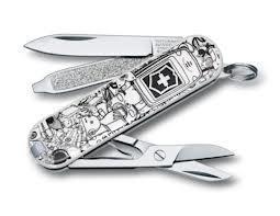 Нож складной карманный Victorinox Technology Trash, Функционал: Туризм, Кол-во функций: 7 в 1, Цвет: Разноцвет