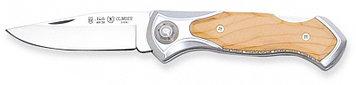 Нож складной Miguel Nieto Climber 063, Общая длина: 165 мм, Длина клинка: 70 мм, Материал клинка: Сталь AN-58,