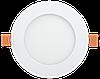 Светильник ДВО 1605 белый круг LED 12Вт 4000К IP20 IEK