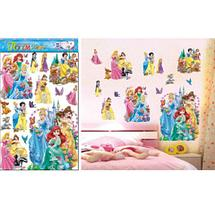 Наклейки 5D для украшения интерьера детской комнаты (Винни Пух), фото 2