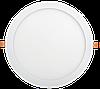 Светильник ДВО 1609 белый, круг LED 24Вт 4000 IP20 IEK