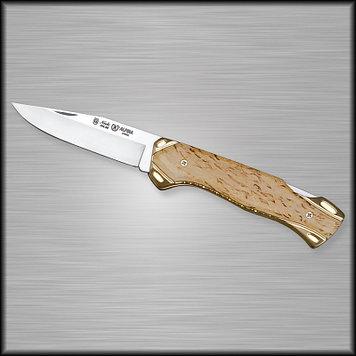 Нож складной Miguel Nieto Alpina 062, Общая длина: 185 мм, Длина клинка: 80 мм, Материал клинка: Сталь AN-58,