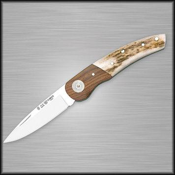 Нож складной Miguel Nieto Climber 405, Общая длина: 155 мм, Длина клинка: 65 мм, Материал клинка: Сталь AN-58,
