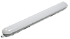 Светильник ДСП 1304 18Вт 4500К IP65 600мм серый пластик IEK