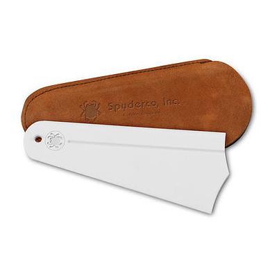 Точило для ножа Spyderco Golden Stone, Цвет: Бело-коричневый, Упаковка: Розничная, (308F)