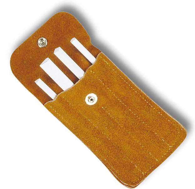 Точило для ножа Spyderco Ceramic File, Цвет: Бело-оранжевый, Упаковка: Розничная, (400F)