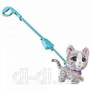 FurReal Friends Большой питомец на поводке - Кошка