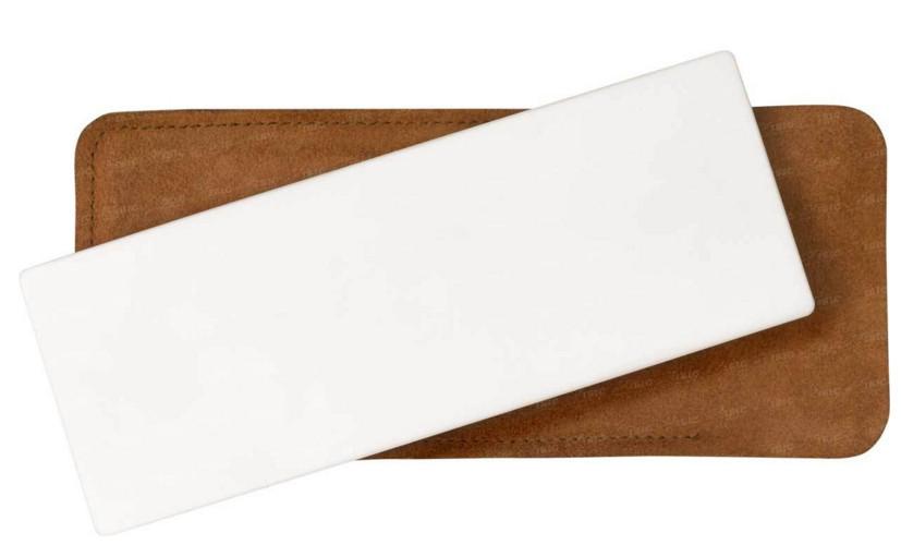 Точило для ножа Spyderco Ultra-fine Bench Stone, Цвет: Бело-коричневый, Упаковка: Розничная, (306UF)