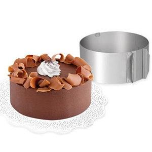 "Форма для выпекания круглая раздвижная ""Scalable cake mould"""