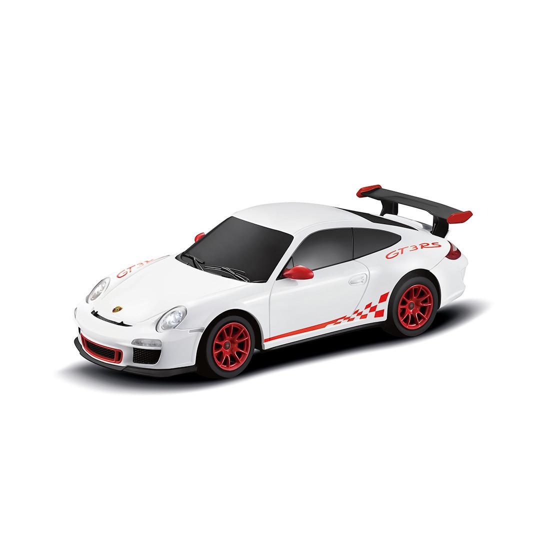 Радиоуправляемая модель автомобиль Rastar Porsche GT3 RS, 1:24, Управление: Джойстик, Материал: Пластик, Цвет: