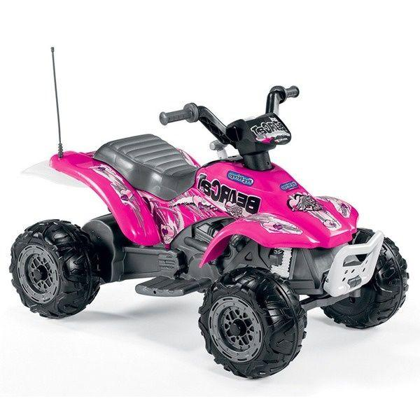 Peg-Perego: Квадроцикл Corral Bearcat Pink