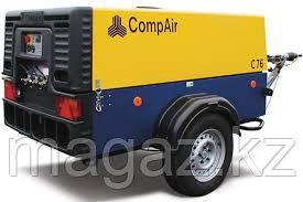 Компрессор дизельный СompAir C76, фото 2