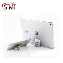Подставка-держатель для телефона на палец (Логотип Apple, белый), фото 3