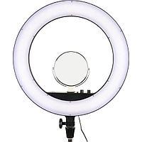 Осветитель (свет) кольцевой Godox LR160 LED светодиодный, чёрный, фото 1