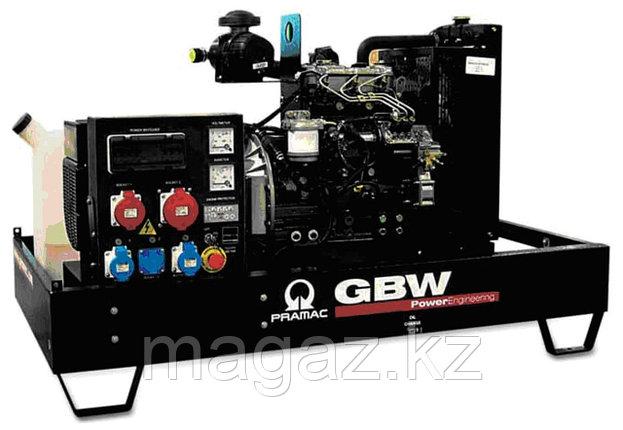 Генератор дизельный Pramac GBW22P (Mecc Alte, Китай), фото 2