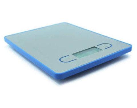 Весы кухонные электронные Hi-Tech EB (Синий), фото 2