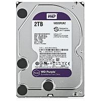 Жесткие диски Western Digital Western Digital WD Purple 2 TB (WD20PURZ)