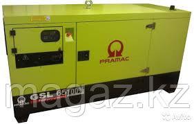 Генератор дизельный без кожуха Pramac GSA65D