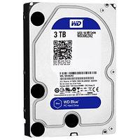 Жесткие диски Western Digital Western Digital WD Blue Desktop 3 TB (WD30EZRZ)
