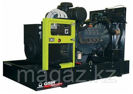 Генератор дизельный без кожуха Pramac GSW150P , фото 2
